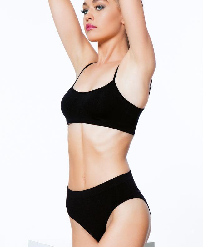 slips lingerie seamless